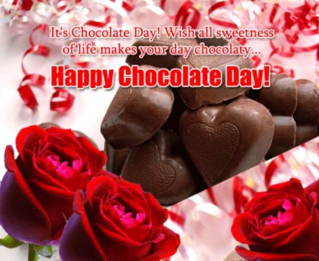 Cute chocolate day messages happy chocolate day pinterest cute chocolate day messages m4hsunfo