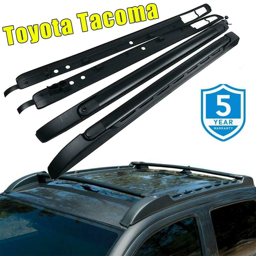 For 20052018 Toyota Double Cab Roof Rack Rails