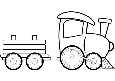 Tren Boyama Sayfasi