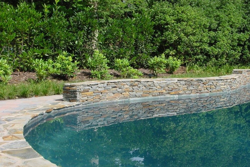 Customize your inground swimming pool with custom mosaics and tiles from Anthony & Sylvan Pools. Great a free pool design consultation.