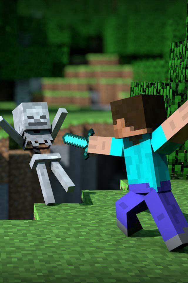 Como Criar Seu Wallpaper De Minecraft YouTube