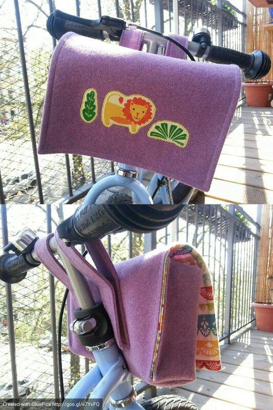 Lenkertasche -- bike bag