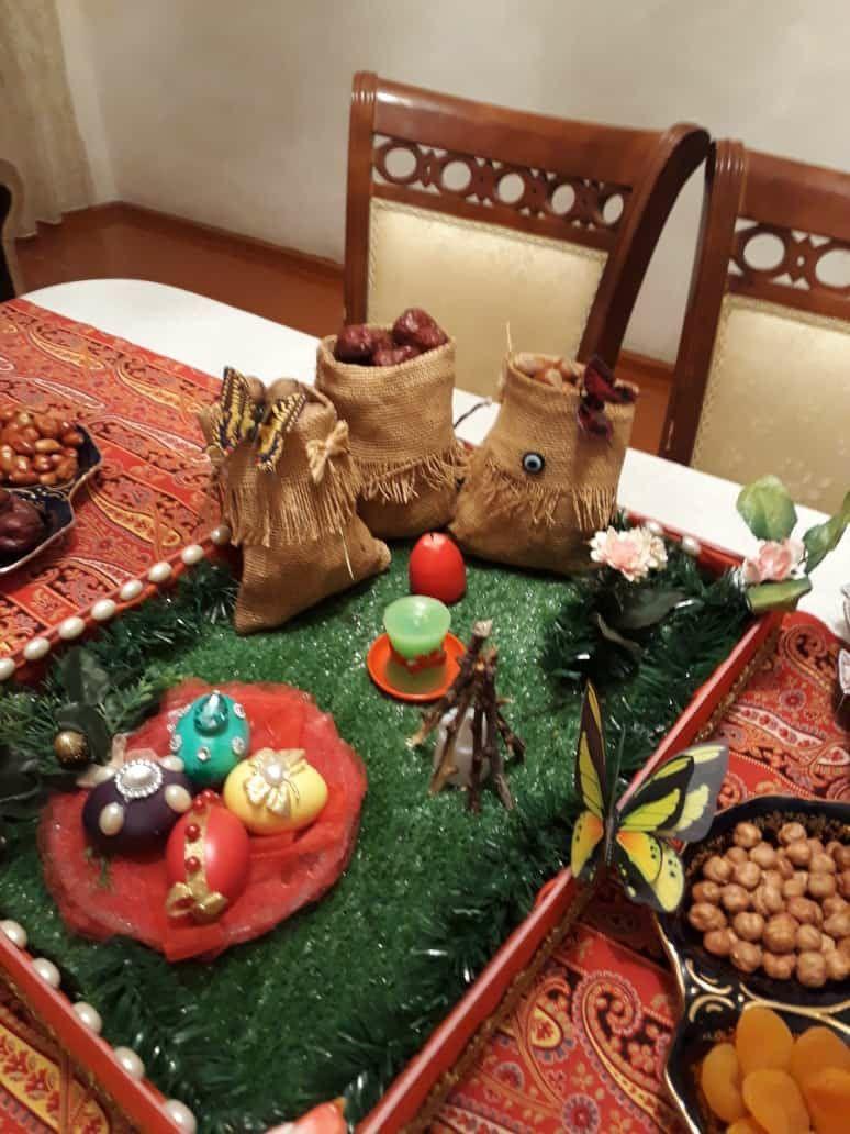 Gəncə Bayram Xoncasi Gift Wrapping Gifts Wrap