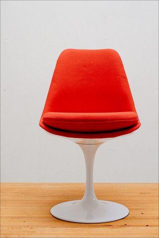 Red Tulip Chair   In Berkeley