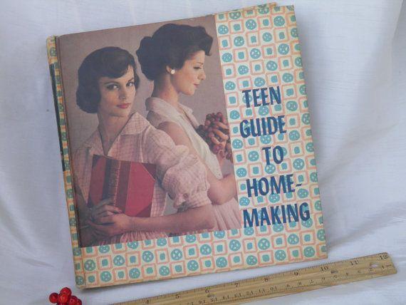 Teen guide to homemaking