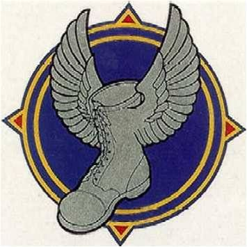 The Winged Boot Logo Of The Quot Walking Air Force Quot The Us