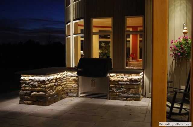 Led Lights For Outdoor Bbq Outdoor Kitchen Lighting Led Outdoor Lighting Outdoor Path Lighting