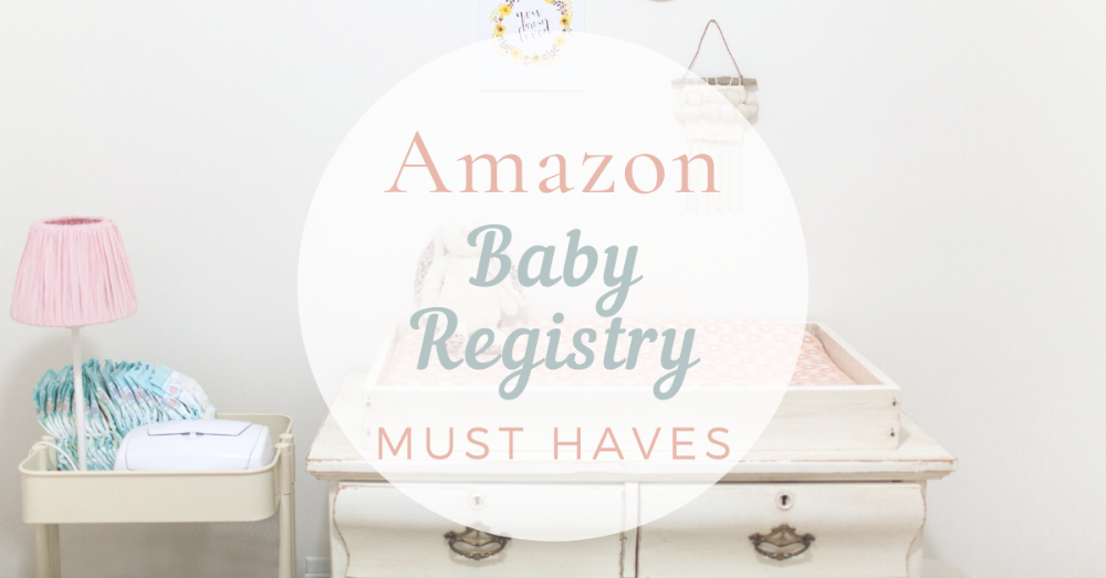 Amazon Baby Registry Must Haves in 2020 (With images ...