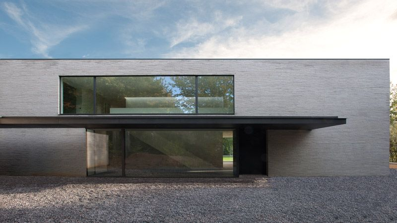 Uccle belgium marc corbiau bureau d architecture doors