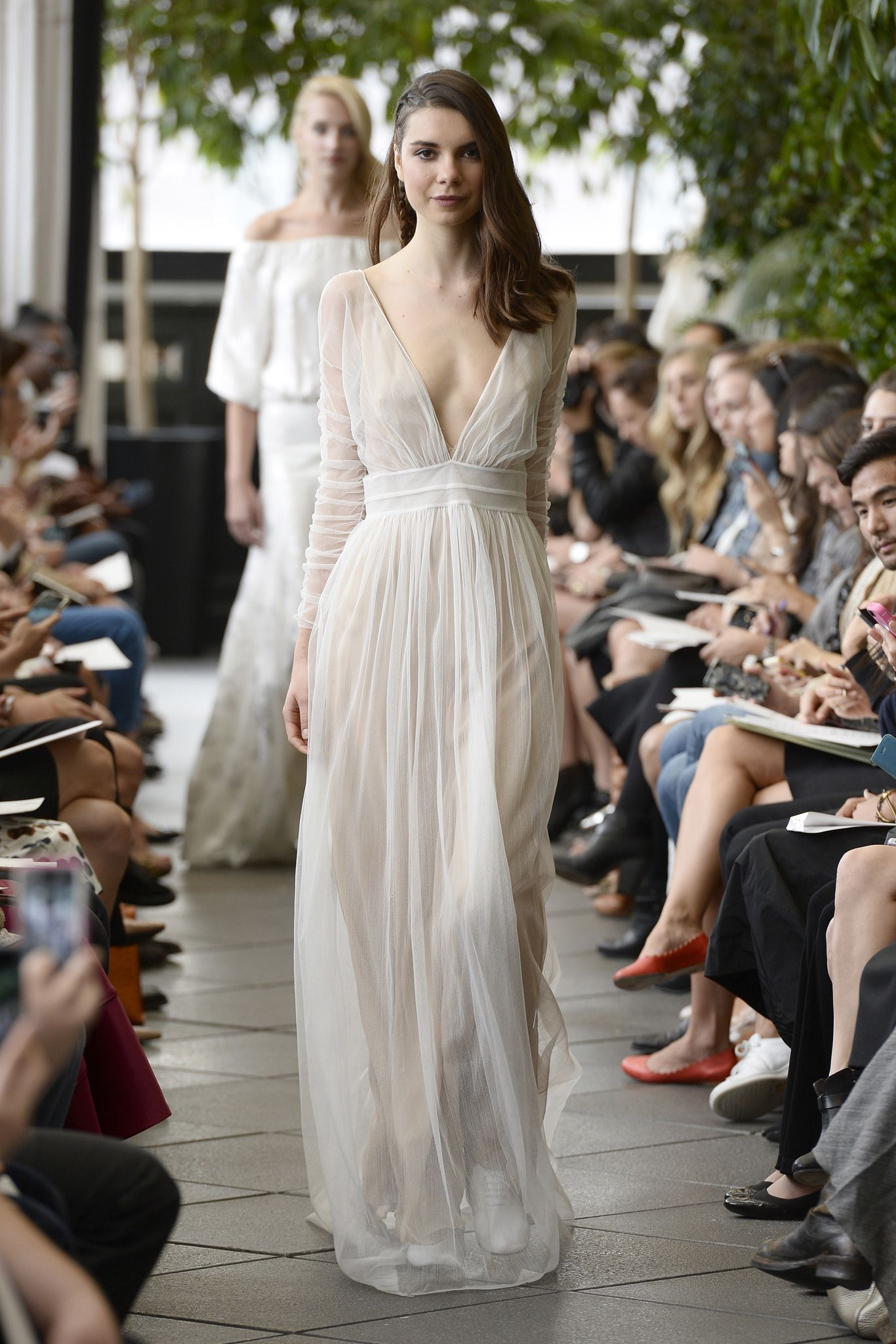 The Best Wedding Dresses From the Fall u Bridal Shows Gallery