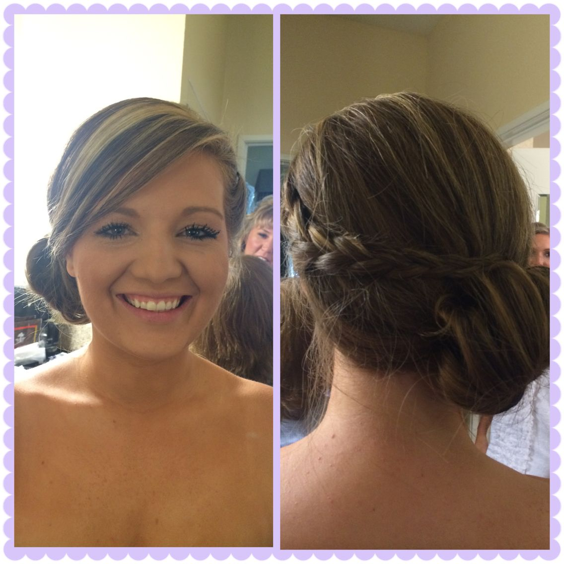 #bridalpartyhairandmakeup #makeupnmore www.make-up-n-more.com