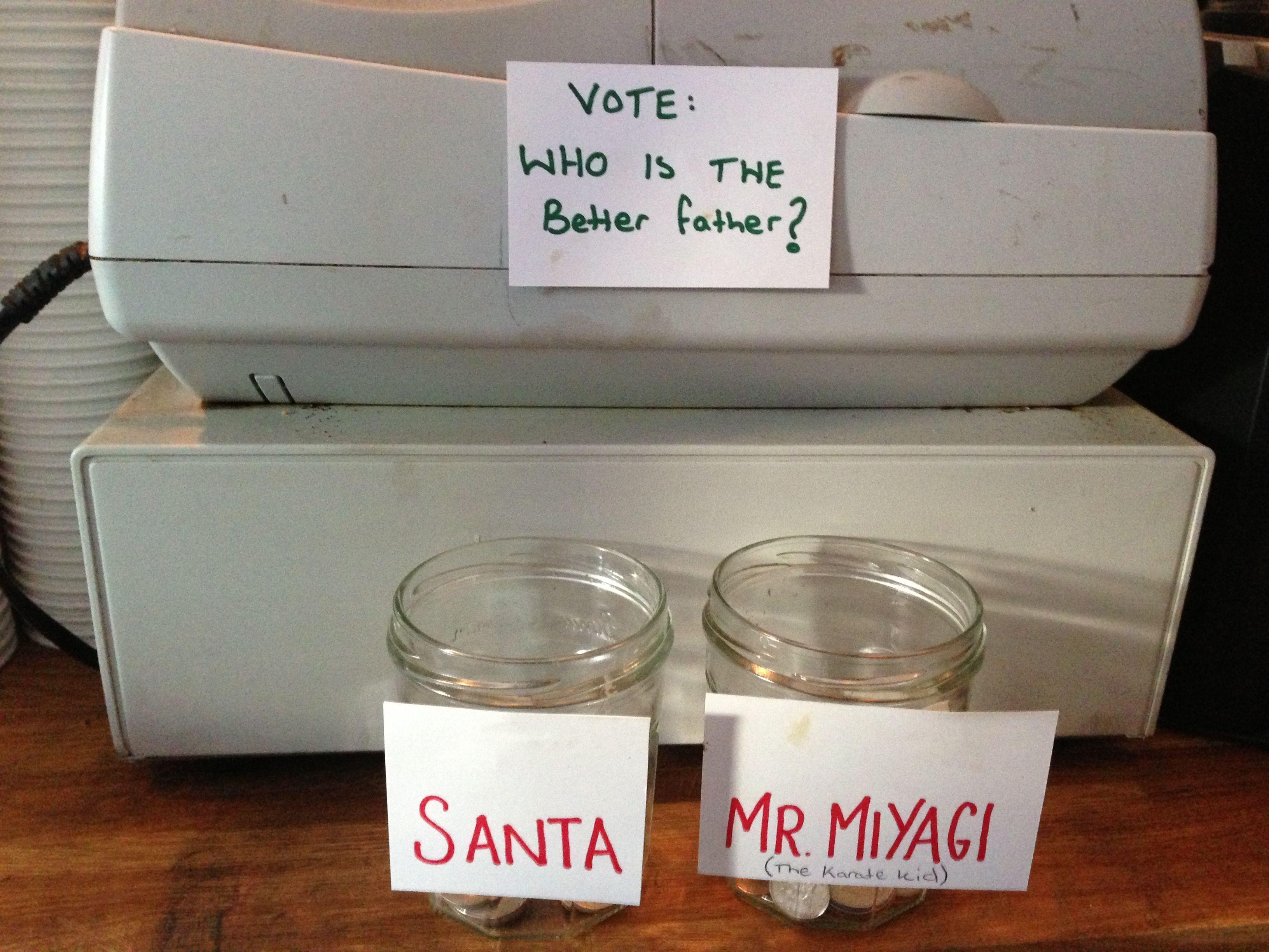 Tip Jar Survey Use As A Probe Tip Jars Funny Tip Jars Tips