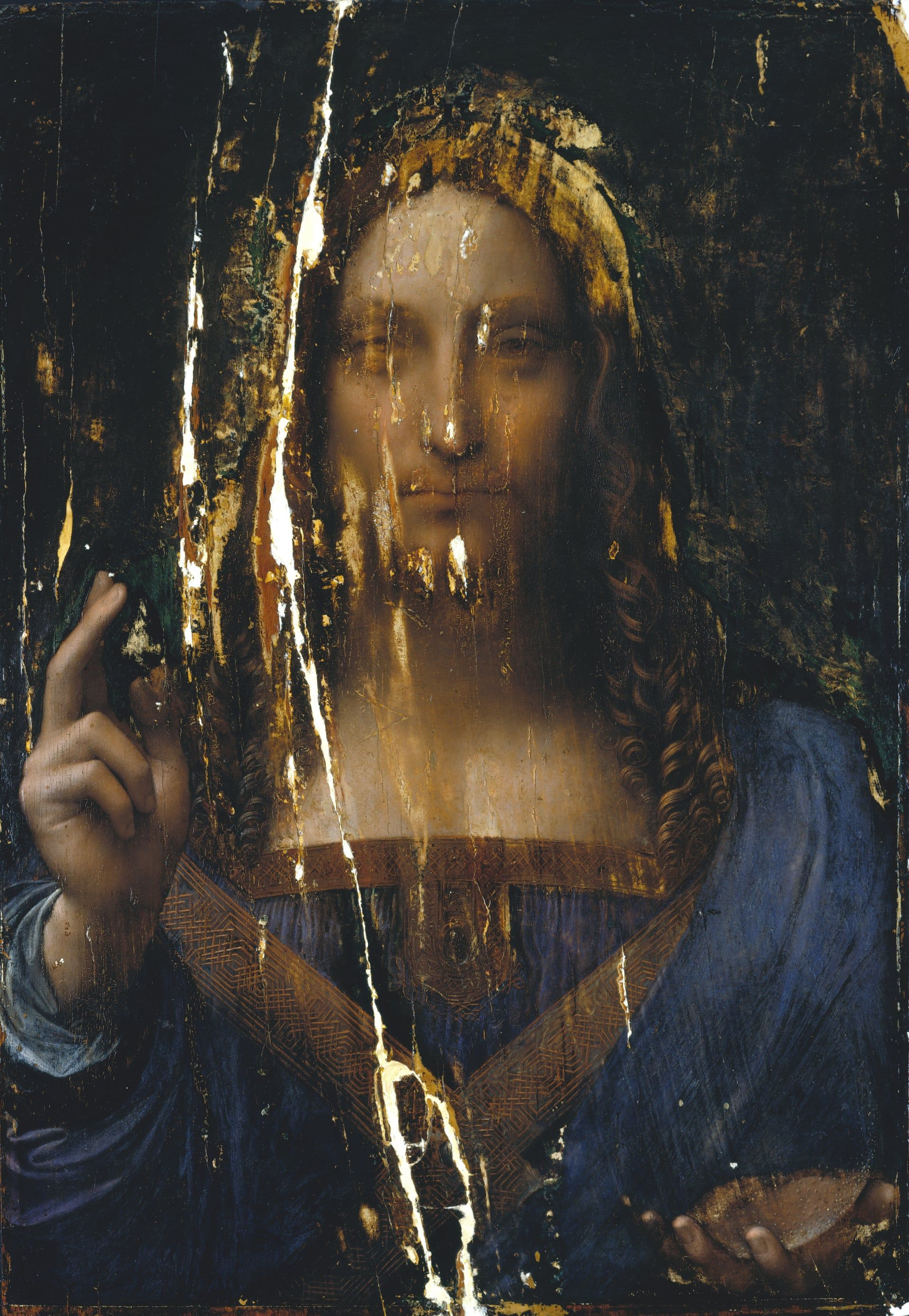 The Da Vinci Mystery Why Is His 450m Masterpiece Really