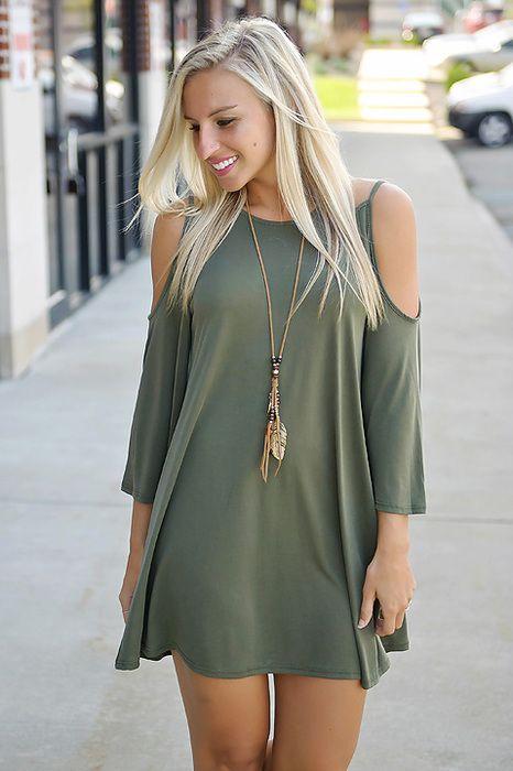 Women Clothing Boutique Dresses