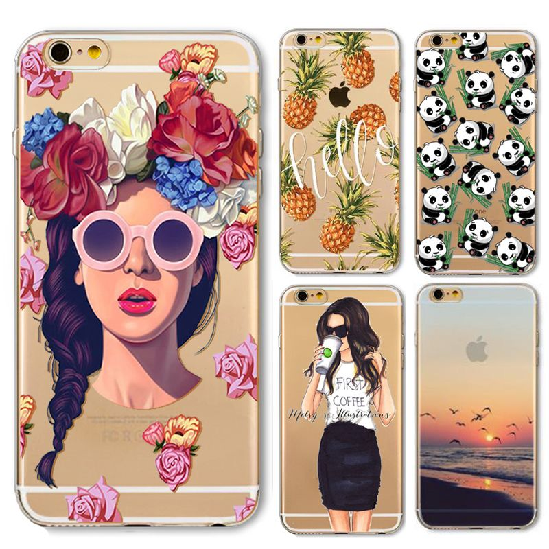 girls iphone 7 case silicone