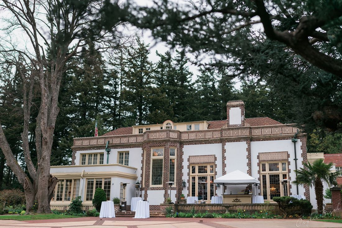 Lairmont Manor Wedding Venue In Bellingham Wa Pnw Photographer Caylie Mash Photography
