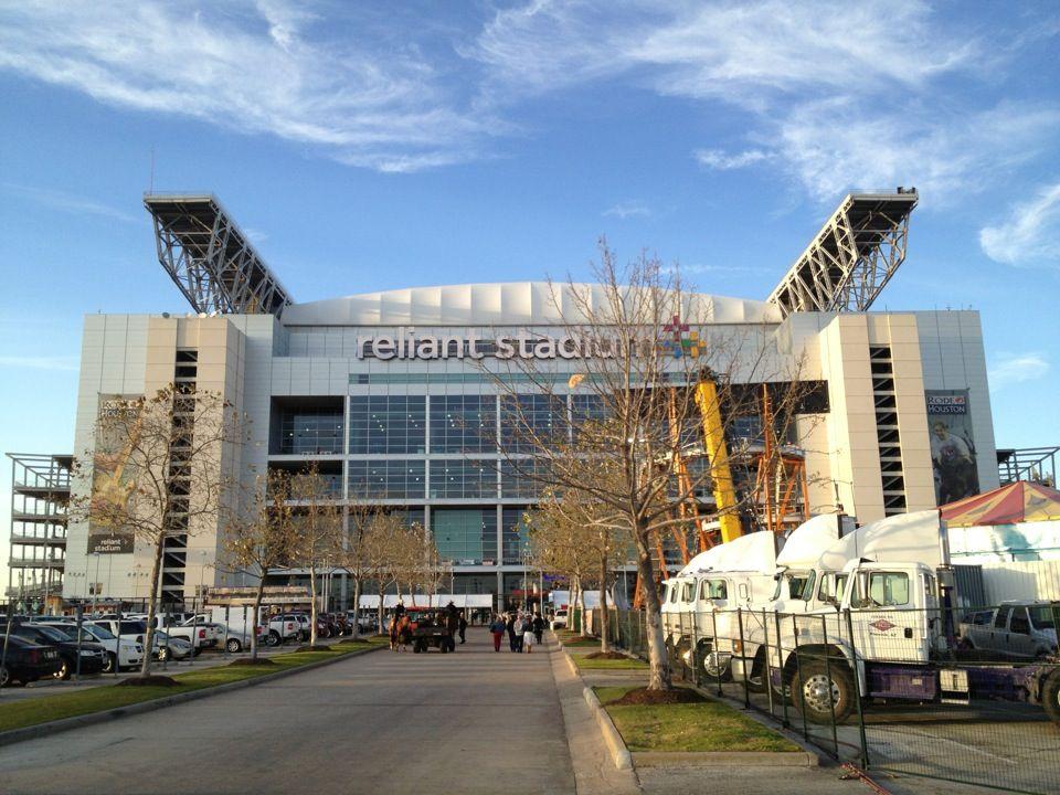 Reliant Stadium Bud Light VIP Area in Houston, TX   Apartments near ...