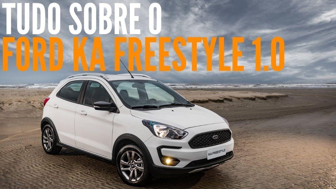Tudo Sobre O Ford Ka Freestyle 1 0 2020 Blogauto Automoveis Ford Grade Dianteira E Transmissao Manual