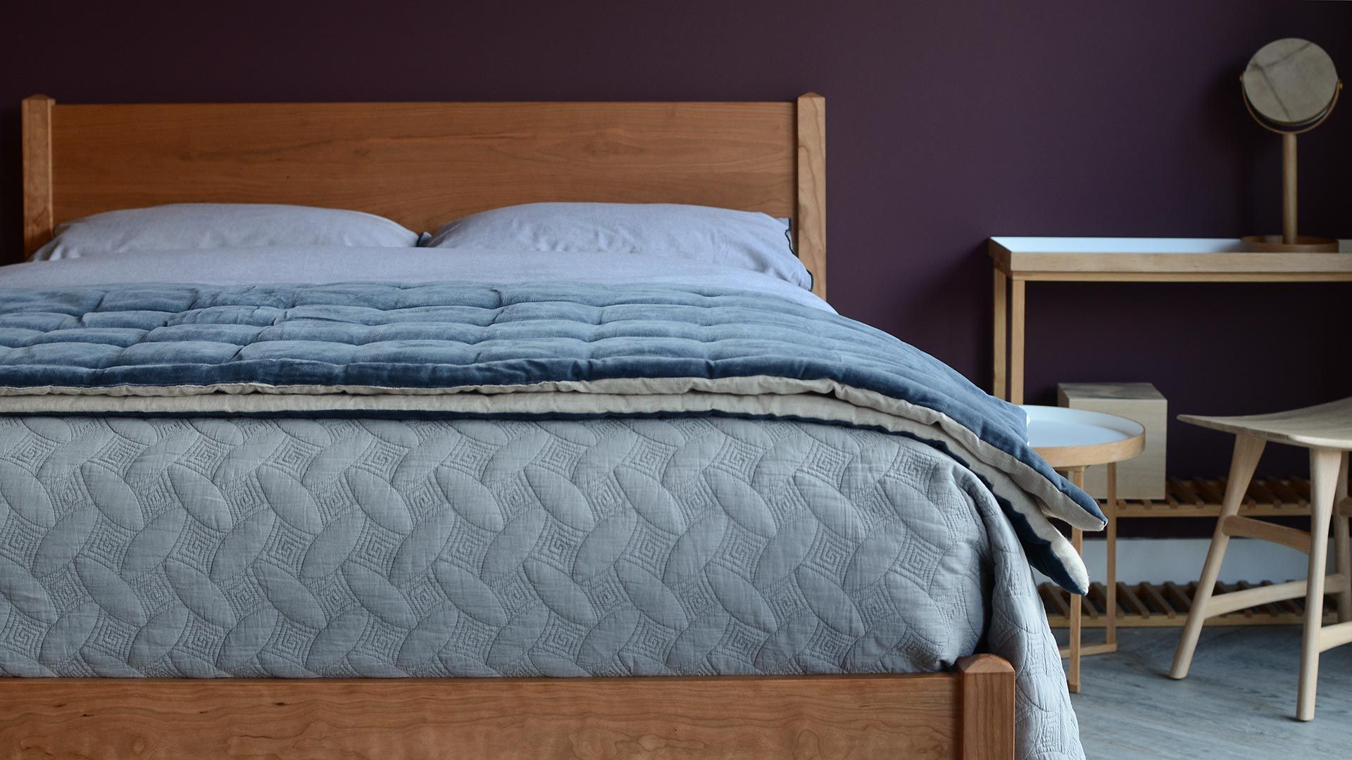 The Lifestyle Collection Of Chambray Cotton Bedding Is Made Up Duvet Covers And Pillowcase Pairs