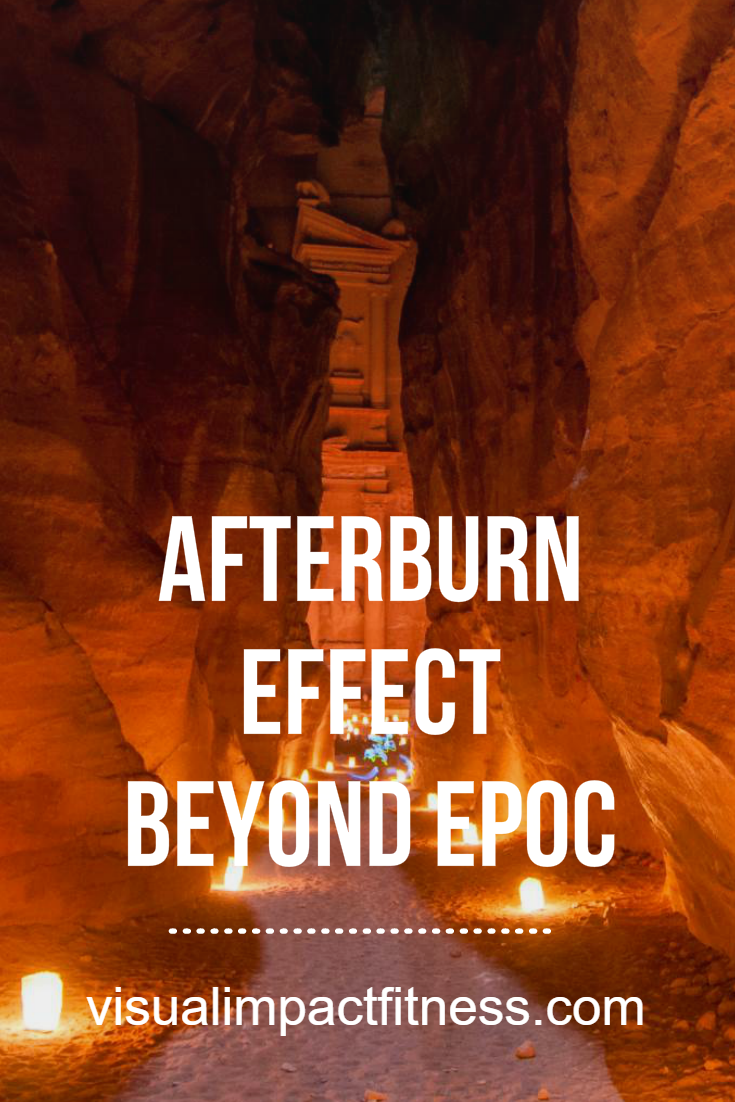 Beyond EPOC: The Afterburn Effect and Calories Burned ...