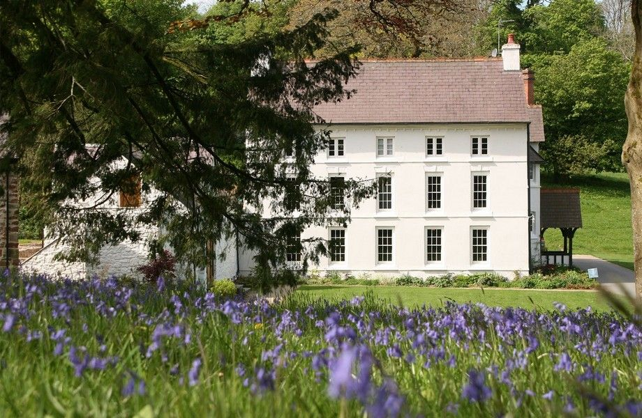 Grove Narberth Luxury Country House Hotel In Wales