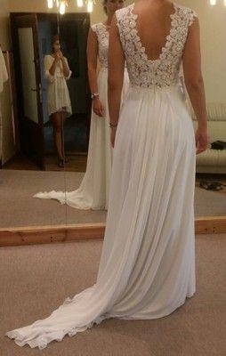 Suknia Slubna Maggio Romatti 6958876602 Oficjalne Archiwum Allegro Formal Dresses Dresses Sleeveless Wedding Dress