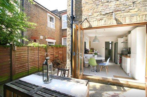 Kleines Hinterhof Haus In London Grossbritannien Room