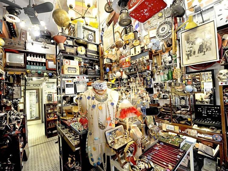 Hong Kong S Best Vintage Shops Hong Kong Shopping Hong Kong Travel Hong Kong