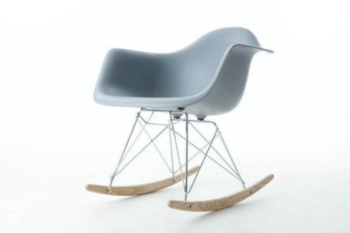 Rar Design Schommelstoel Lichtgrijs Furniture