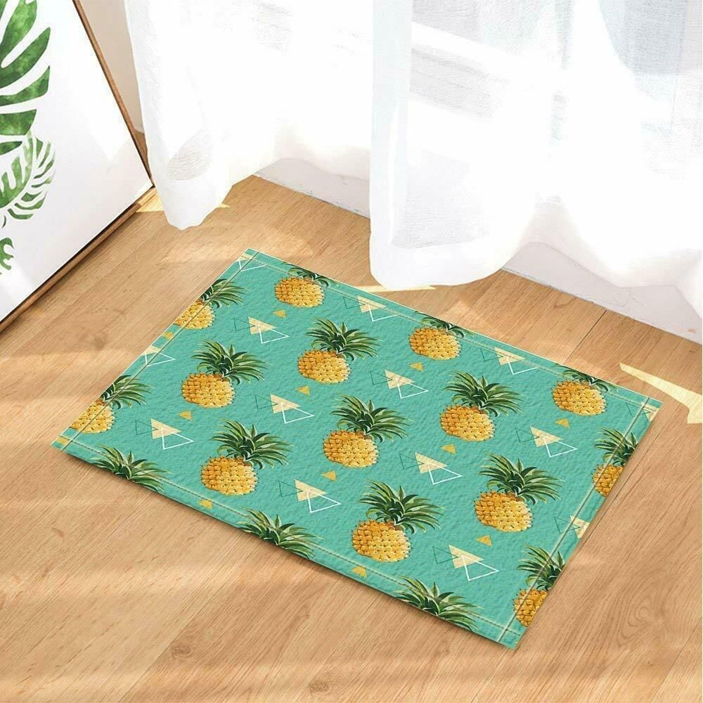 Pineapple Home Non Slip Mat Decor Rugs Mats Bathroom Mats Comfortable Carpet Ideas Of Kitchen Rugs Kitchenrugs In 2020 Kitchen Rug Rugs Bathroom Mats