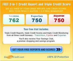 Transunion 3 Bureau Credit Monitoring Credit Monitoring Credit Report Progress Report