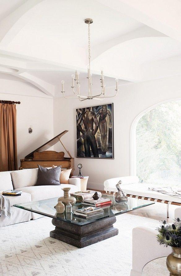 Elegante casa con toques marroqu es living rooms design dise o de interiores pinterest - Casas marroquies ...