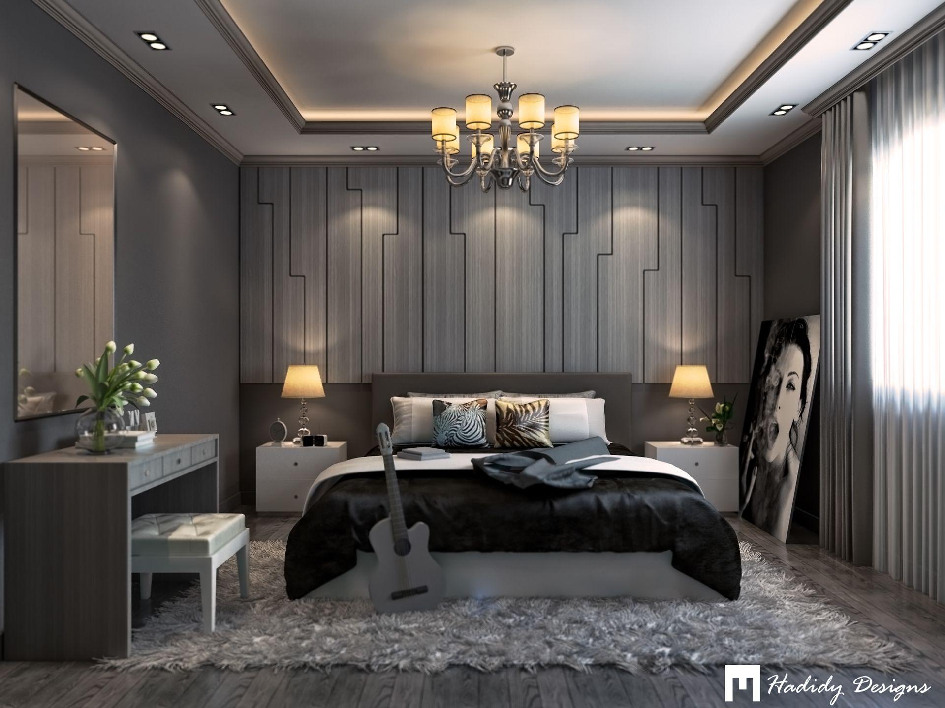 Artistic Bedroom Design In Cairo On Behance Bedroom Design Luxurious Bedrooms Bedroom Bed Design