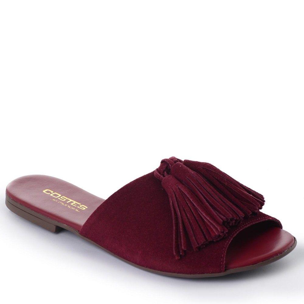 Chinelo MundialCalcados Feminino Costes Thery Mundial Calçados  MundialCalcados Chinelo d36fcf a95668f076
