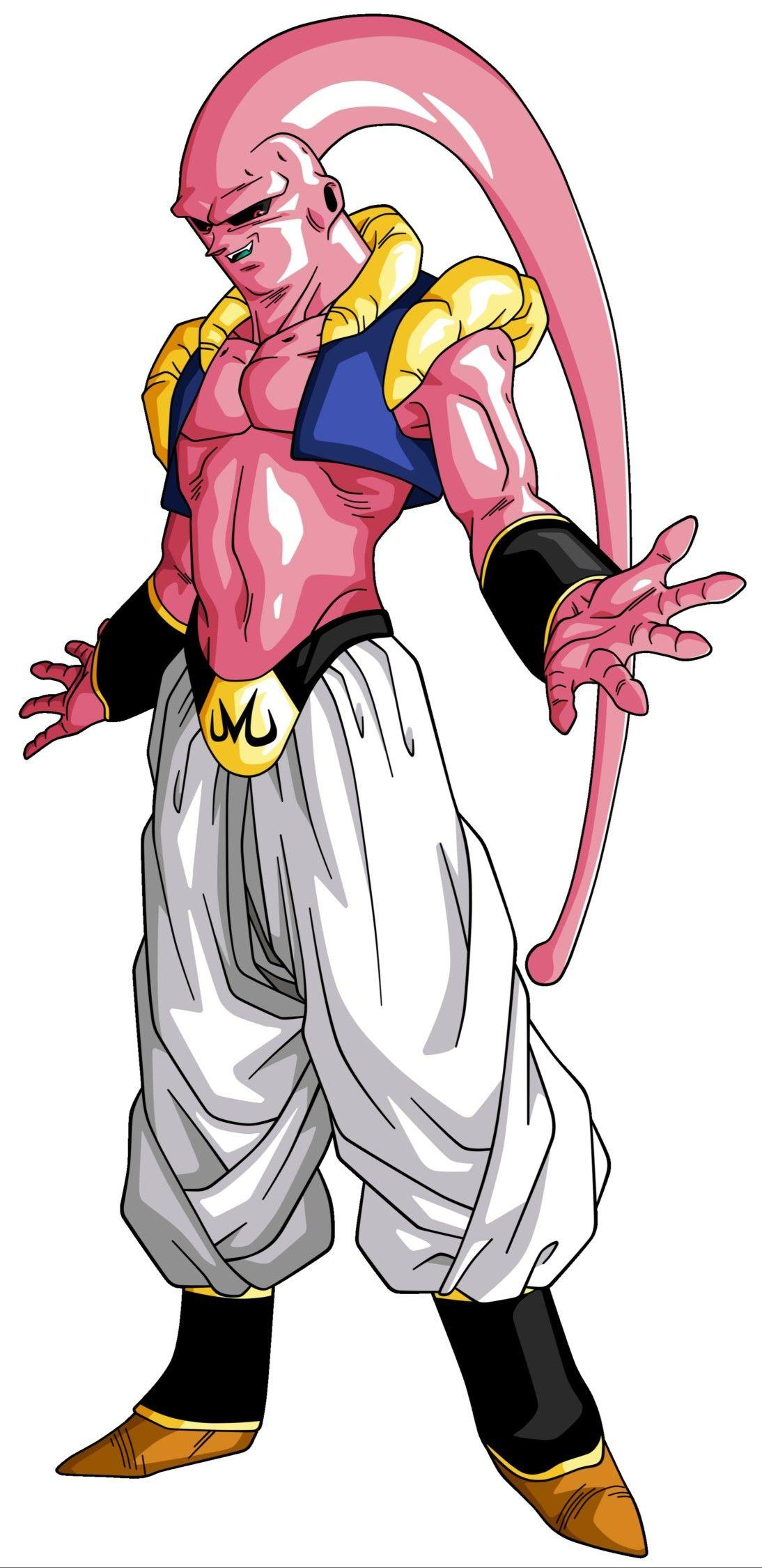Super Buu Gotenks Anime Dragon Ball Super Dragon Ball Artwork Dragon Ball Super Goku