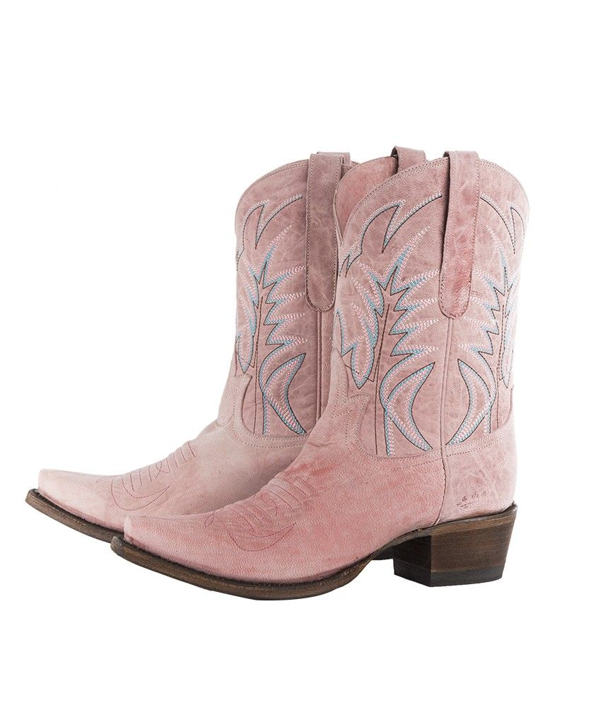 the dirt road dreamer boot-cowgirl pink - Junk GYpSy co. | botas ...