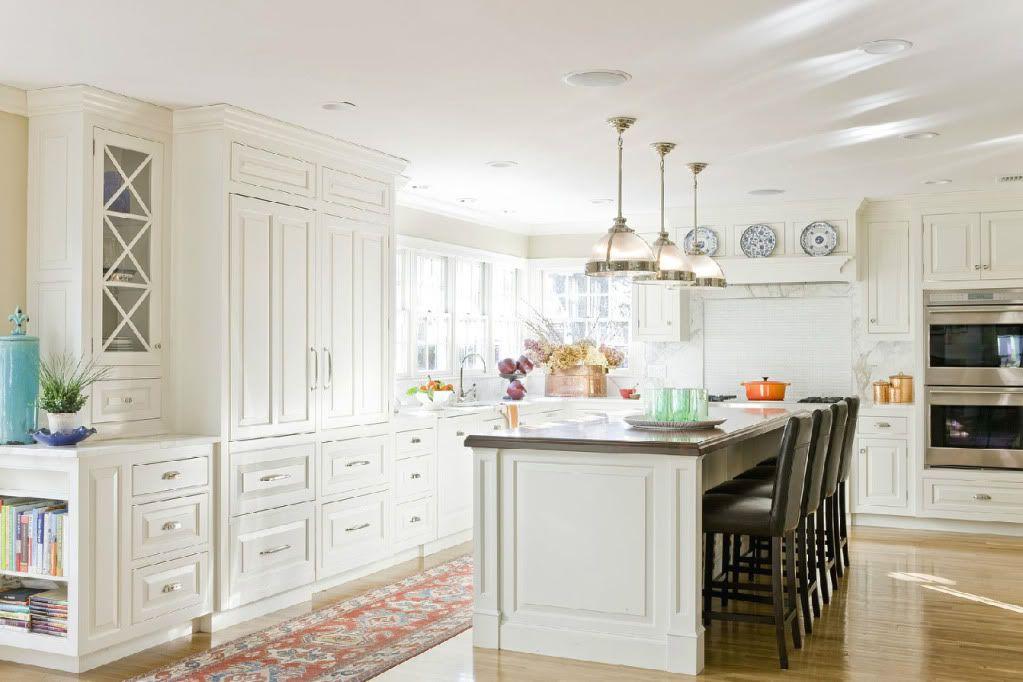 Beautiful Kitchen 8 Ceilings White Modern Kitchen Design My