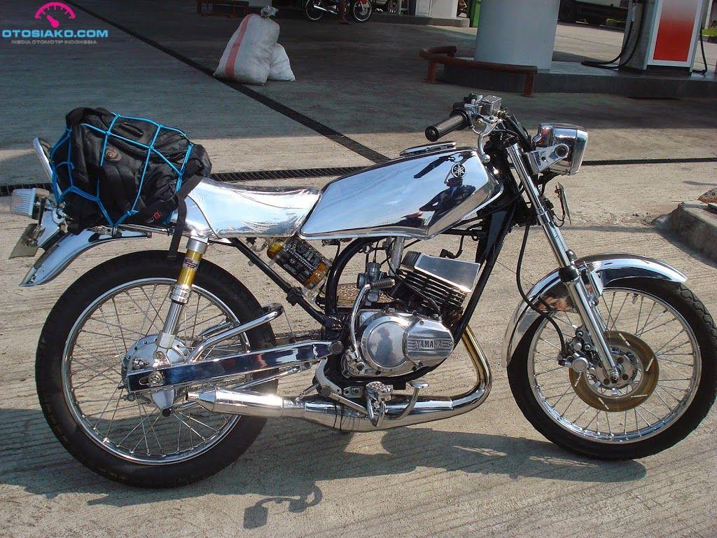18 Gambar Hasil Modifikasi Yamaha RX King Terbaru Galeri
