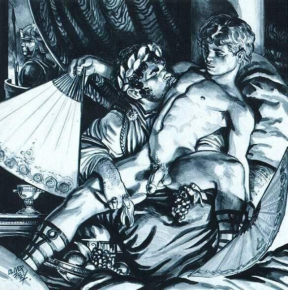 Erotic animorphic cartoons