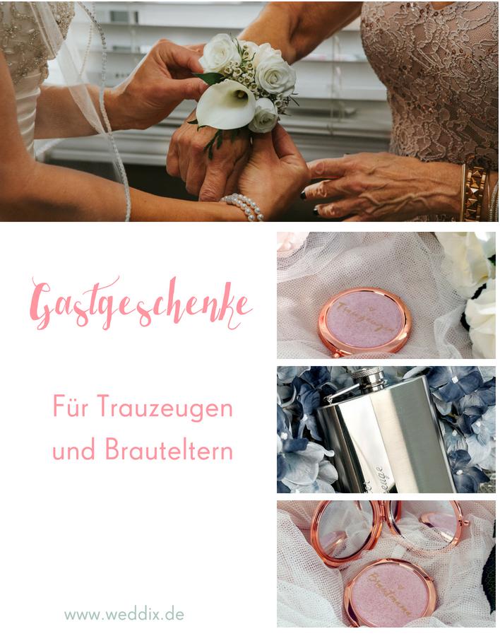 Geschenke Fur Die Brautmama Trauzeugen Hochzeit Gastgeschenke