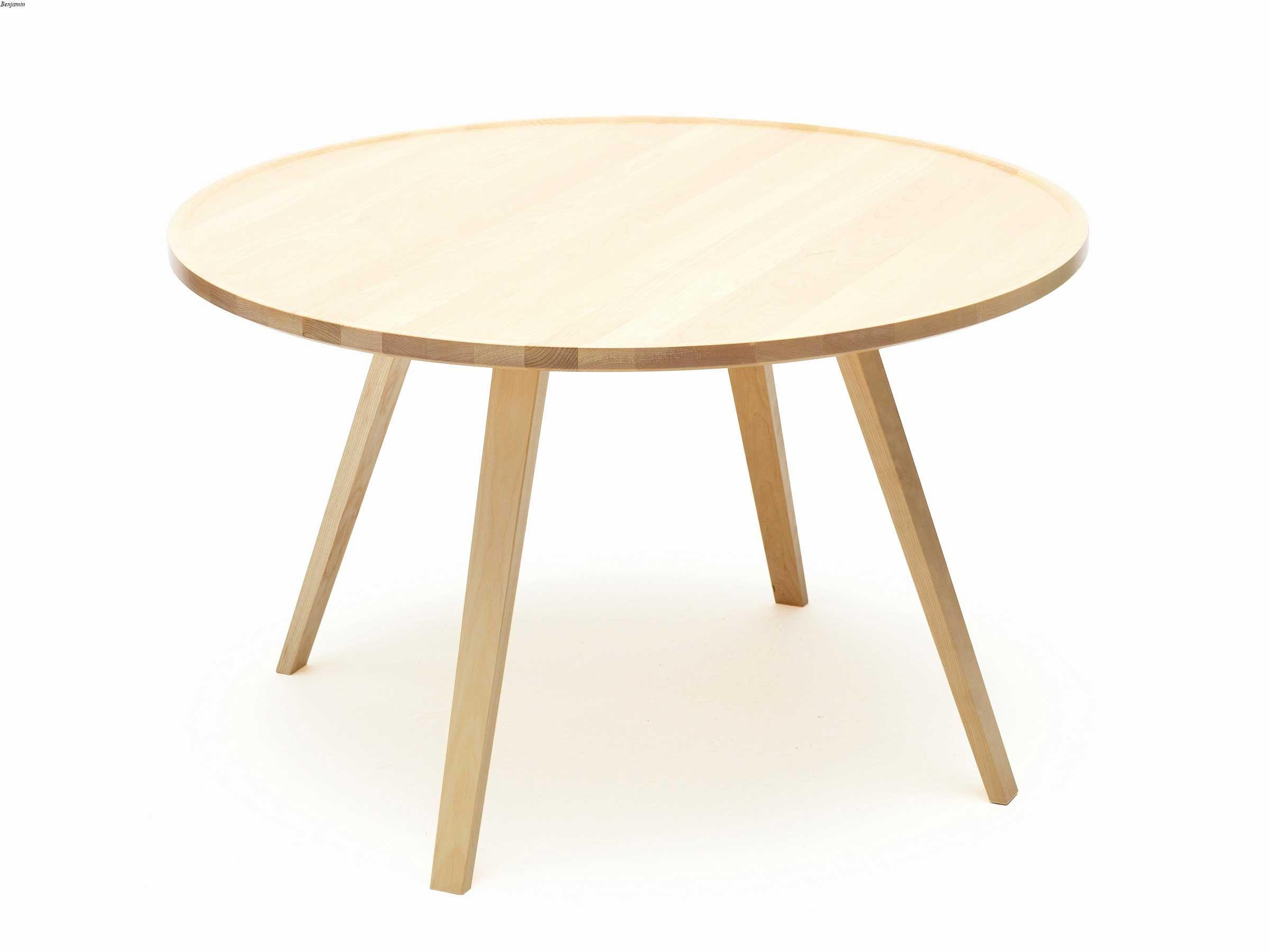 Petite Table En Bois Inspirant Table Bois Ronde Table Ronde Bois