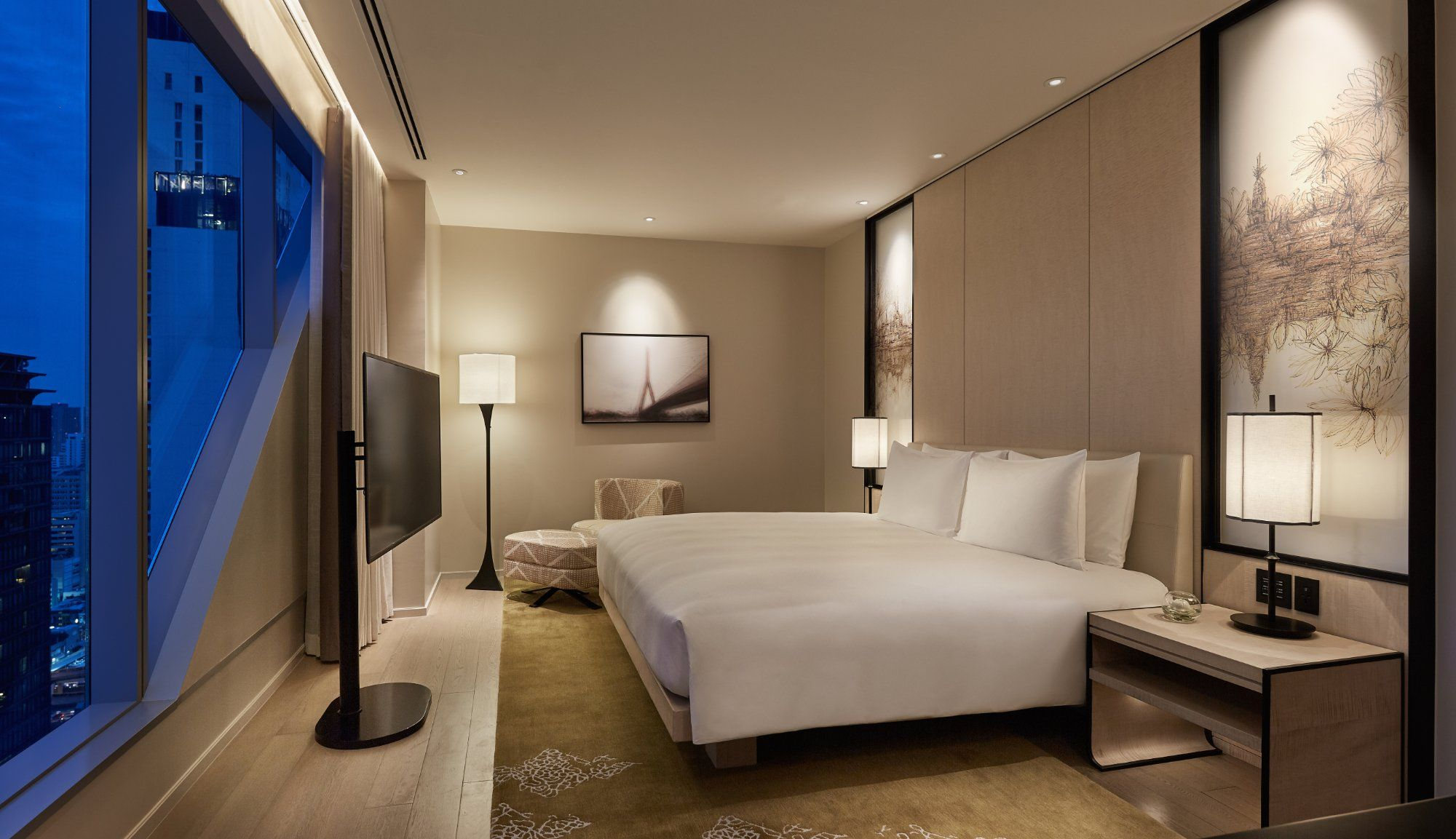 Park Hyatt Bangkok: UPDATED 2018 Hotel Reviews, Price