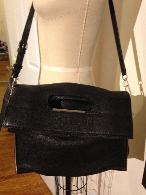 Philip Lim leather bag // VillageLuxe
