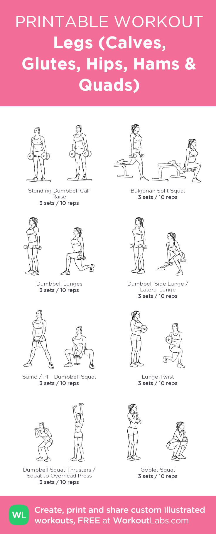12+ Where are your glutes and quads trends