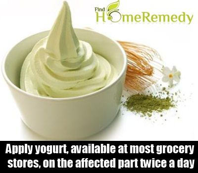 yogurt for perioral dermatitis