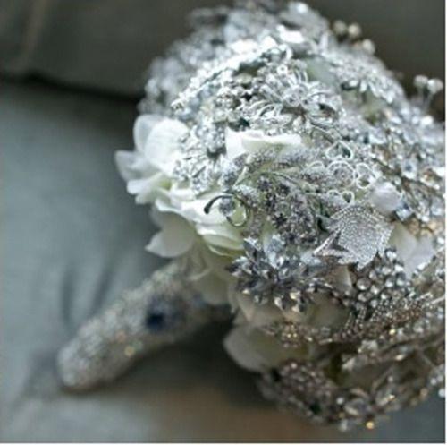 Beautiful Wedding Brooch Bouquets Wedding Planner