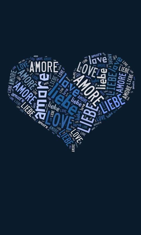 Liebe - Herz