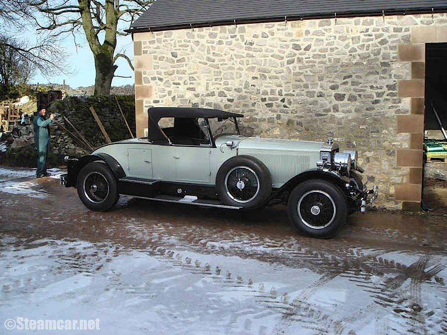 1925 Doble E22 owned by Howard Hughes 1 Antique cars