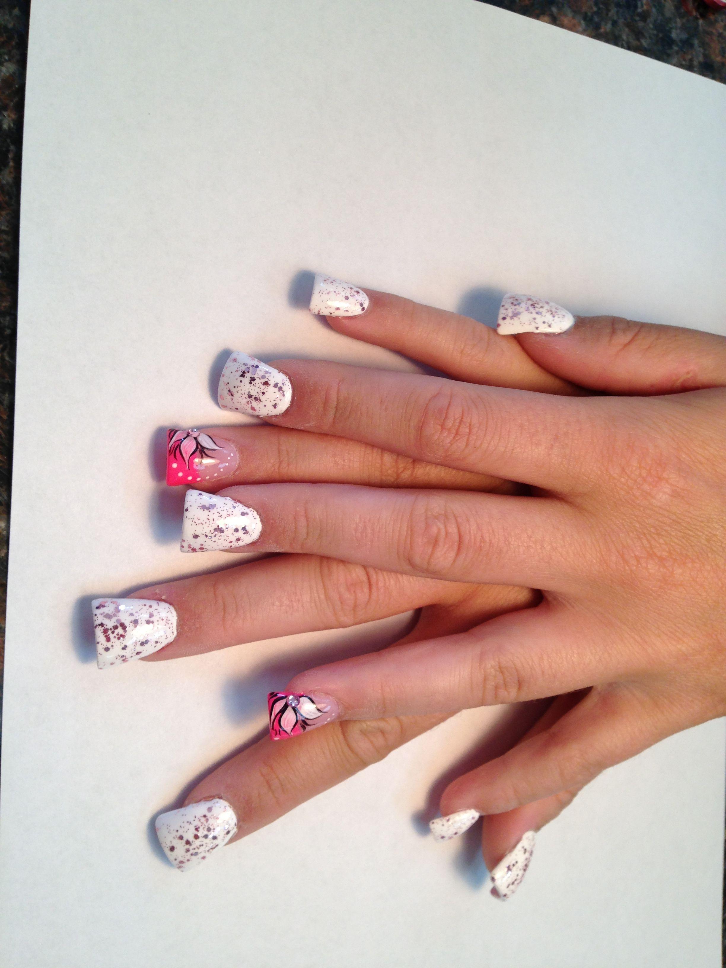Nail Art Done By Jennifer Ez Nails 580 North Main St Barnegat Nj 08005 Nail Polish Art Nail Art Summer Nail Designs Summer