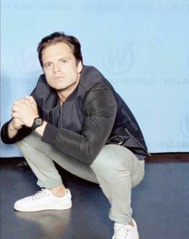 Funny Sebastian Stan